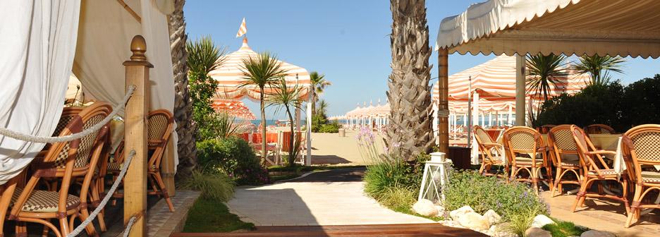 Stabilimento Balneare Pardini Beach Club & Restaurant, immerso nel ...